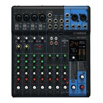 Mesa De Som Yamaha Mg10xu / Produto Original + Frete Grátis!