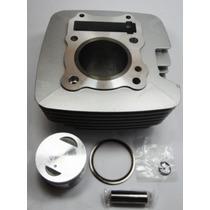 Kit Cilindro+pistao+anéis Suzuki Yes 125 Similar Original