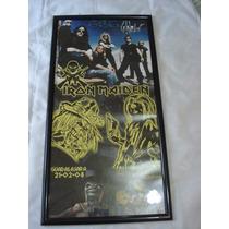 Cuadro Iron Maiden (concierto Guadalajara 2008)