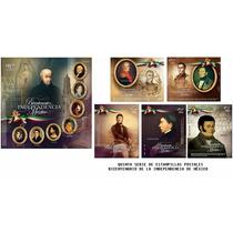 Estampilla Bicentenario De La Independencia De Mexico #4