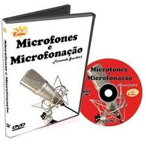 Curso De Microfones E Microfonação Vol 3