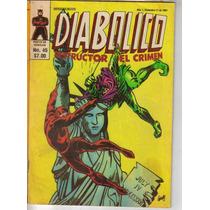 Diabolico Comics (novedades) $ 70.00 ¡¡numeros Bajos!!!