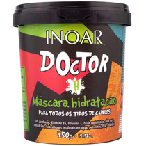 Inoar Doctor Máscara Hidratação 450 G