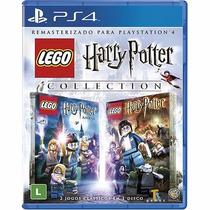 Lego Harry Potter Collection Ps4 Lacrado + Brinde