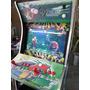 Maquinita Arcade Cpu 24 En 1 Mueble Impreso