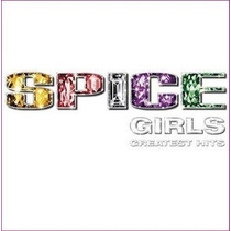 Cd - Spice Girls - Greatest Hits - Lacrado