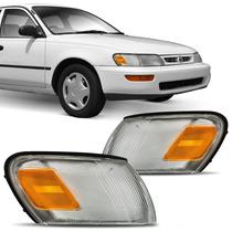 Pisca Corolla 93 94 95 96 97 Lanterna Dianteira Sedan E Sw