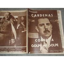 Lazaro Cardenas 1938 En Revista Mujeres Y Deportes