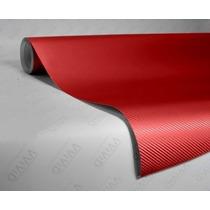 Adesivo Fibra Carbono Plotagem Envelopamento 7 Metros X 1