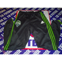 Pants De Practica Seattle Sounders Entubado
