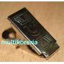 Broche Cocodrilo Metalico, (portachupetes) - X 100 Unidades