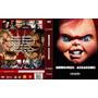 Coleção Brinquedo Assassino (chucky) Box Digitray Em 6 Dvds