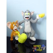 Tom E Jerry Mc Donalds Desenho Tv Pelucia Hanna Barbera