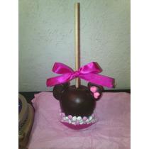 Manzanas De Chocolate Turin Minnie Mickey,tortugas Ninjas