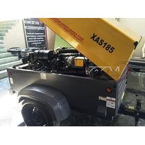 Compresor De Aire Atlas Copco Xas185 185pcm Año 2013