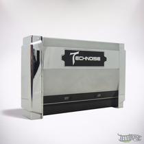 Mega Capacitor 80 Farad Technoise Som Automotivo 82.000 Wrms