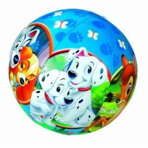 Balon De Playa/piscina Disney 101 Dalmatas Nuevos De 61cm