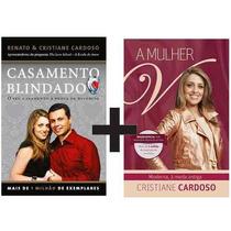Casamento Blindado Livro + A Mulher V Frete Grátis