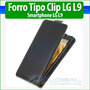 Forro Lg L9 P760 Cuero Estuche Funda Cartera Flip Cover Case