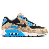 Zapatillas Nike Air Max 90 Prm Urbanas Hombres 700155-200
