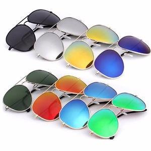 efcc274e3 Óculos De Sol Modelo Aviador Infantil Vermelho Espelhado - R$ 30,00 em Mercado  Livre