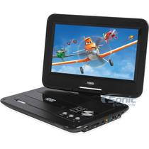 Naxa Npd-1003 10 Tft Lcd Swivel Screen Portable Dvd Player