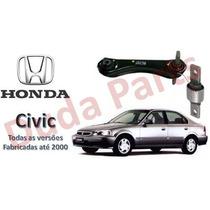 Bucha Braço Superior Suspensão Traseira Honda Civic