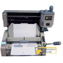 Encuadernadora Hotmelt Manual Modelo Dm-330