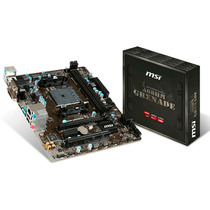 Placa Madre Msi A68hm Amd Apu Socket Fm2 Usb 3.0 Hdmi