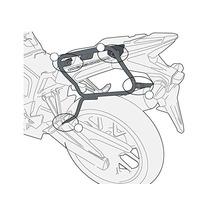 Suporte Lateral Para Bau Moto Honda Cb 500 X