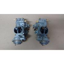 Carburador Fusca Itamar 1600 Solex Gasolina