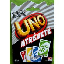 Cartas Uno Atrevete Nuevo Mattel Original Juego Juguete Niño