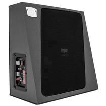 Caixa Amplificada Automotiva Falante 8 100w Rms Bass Box