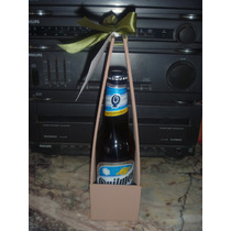 Cerveza Porron Quilmes 330cc Souvenir Hombre 18 Años!