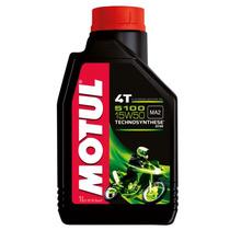 Oleo Motul 5100 Sae 15w50 4 Litros+2 Litros Aditivo Motocool