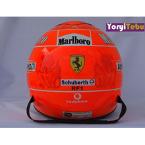 Casco Automovilismo Comp Michael Schumacher 2006