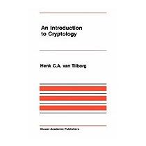 Introduction To Cryptology (1988), Henk C A Van Tilborg