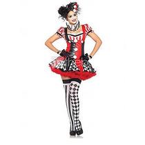 Disfraz/traje Harley Quinn Unitalla Nuevo