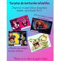 Tarjetas De Invitación Infantiles Personalizadas