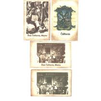4 Postales En Papel Reciclado D Baja California Sur Mexico