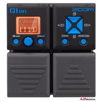 G1on Pedaleira Zoom Multi-efeitos P/ Guitarra G1 On / G1-on