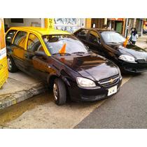 Taxi Chevrolet Corsa Wagon 2012 Gnc - Taxis Facundo