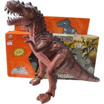 Dinossauro Eletônico 3d- Várias Funções