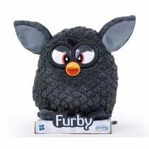 Pelúcia Furby Preto - Famosa - Novo Colecionável