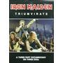 Iron Maiden - Triumvirate - Dvdx2 - Nuevo