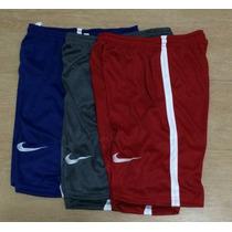 Kit 5 Bermuda Calção Shorts Nike Academia Malhação Fitness