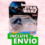 Hot Wheels Star Wars Tie Advanced X1 Prototype Darth Vader