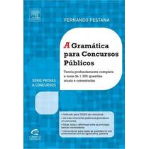 Combo Livros Fernando Pestana! Gramática E Dúvidas Português