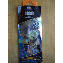 Yoda Papalote Inflable Mide 83 Cms Ancho Nuevo