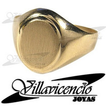 Anillo De Oro 18k 2 Gr Sello